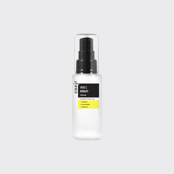 COXIR Vita C Bright Serum,K Beauty