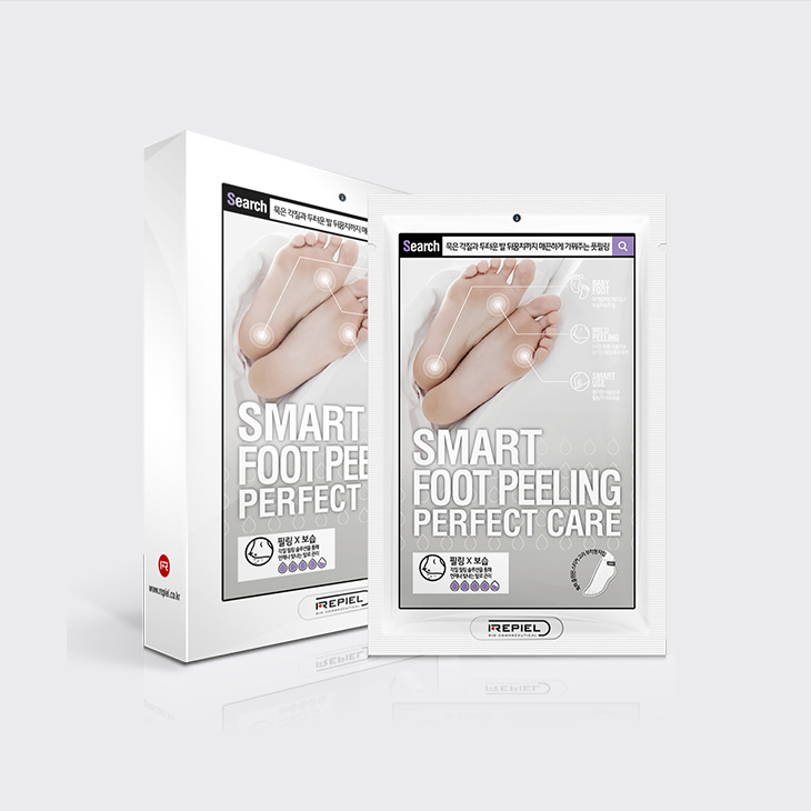 REPIEL Smart Foot Peeling Perfect Care,K Beauty