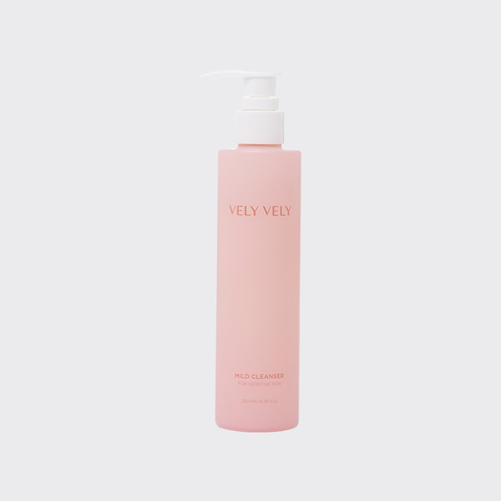 VELYVELY Mild Cleanser,K Beauty